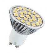 LED24 SMD 5050 GU10 4W-CW